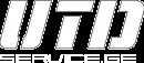 UTD White Logo